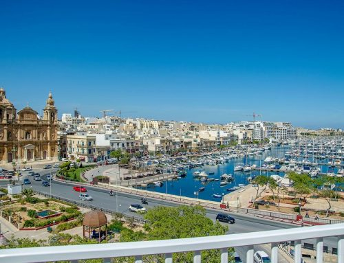 Malta Property Price Growth outstrips that of Hong Kong