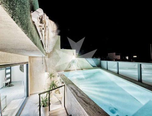 Marsascala, Finished Penthouse