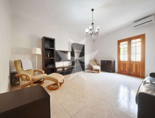 Kalkara, Furnished Apartment