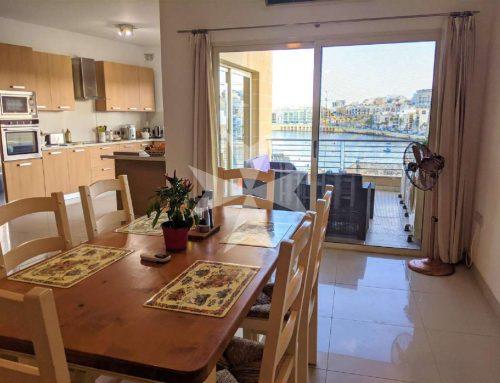 Marsascala, Finished Apartment