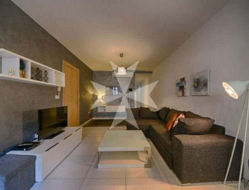 Sliema, Furnished Apartment
