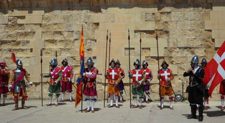 The History of Malta