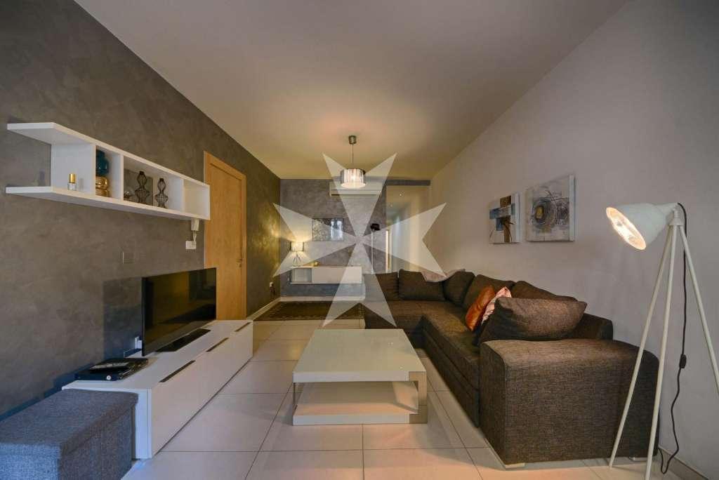 Sliema, Furnished Apartment