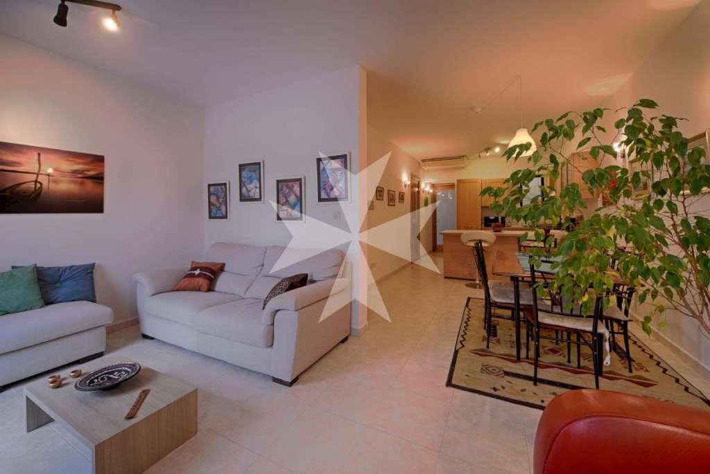 Mellieha Furnished Apartment