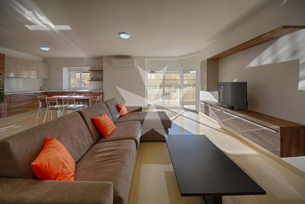 St Pauls Bay Furnished Apartment